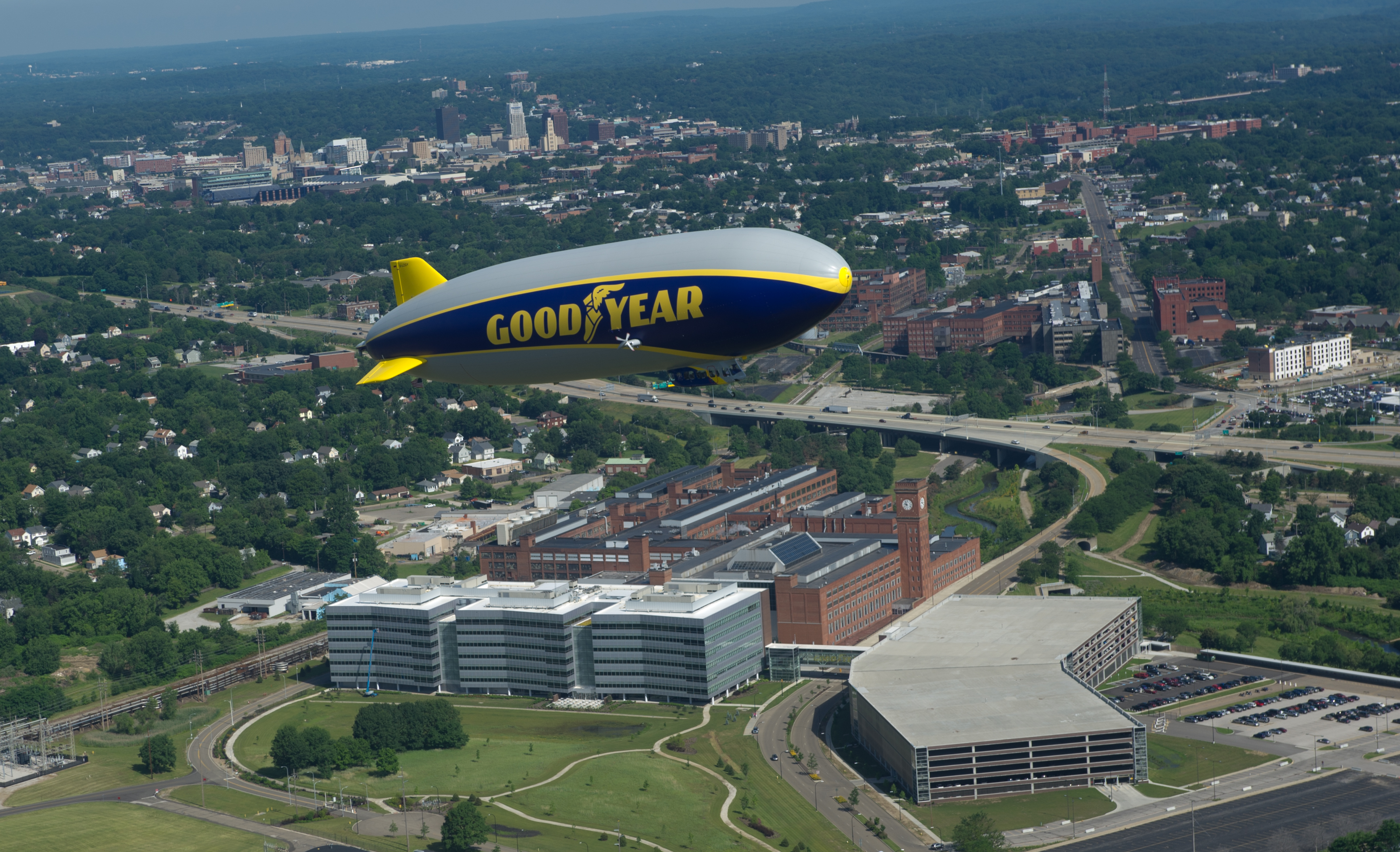 Goodyear's global HQ earns LEED Gold rating