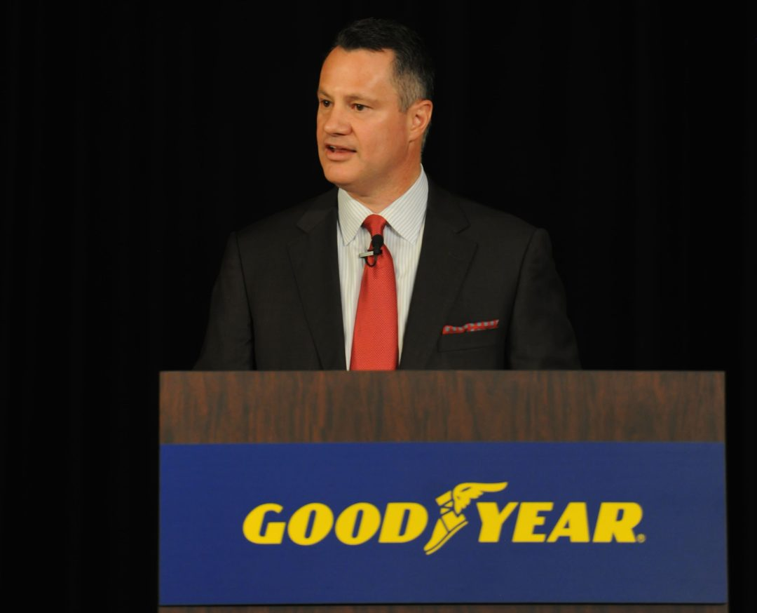 Goodyear's Kramer gives shareholders a taste of what to expect in 2011