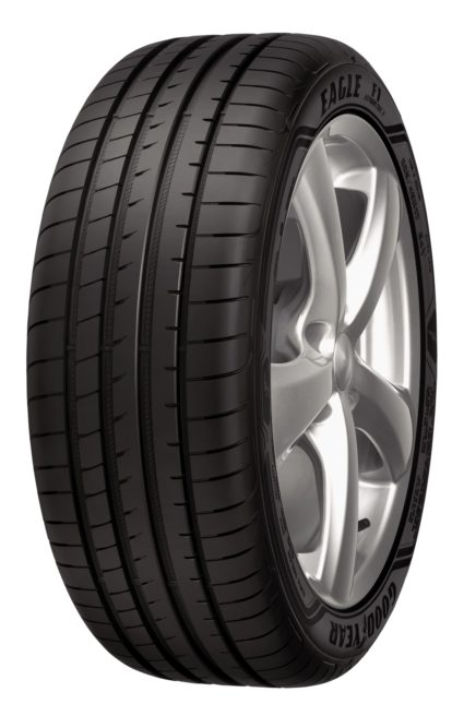 Goodyear's Latest UHP Tire Is the Eagle Asymmetric F1 3