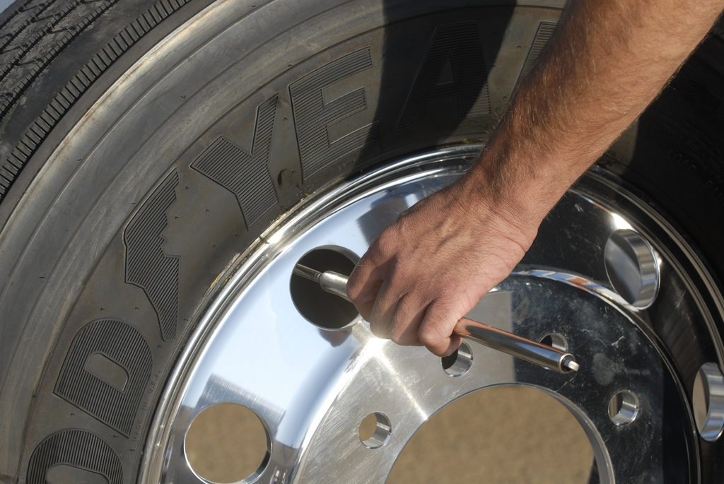 Goodyear's Tire Trac: Helping fleets lower costs