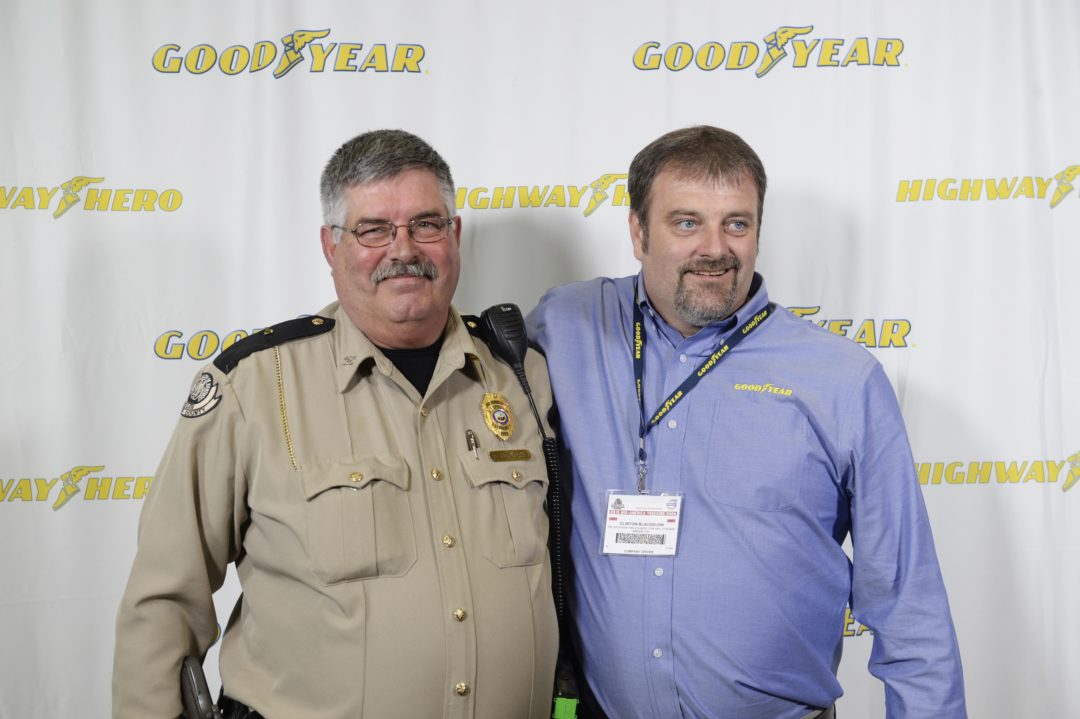 Goodyear: Searching for truck driver heroes