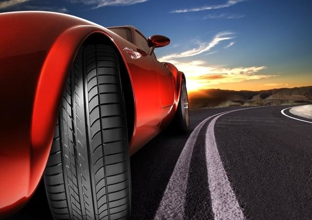 Goodyear shares performance tire know-how