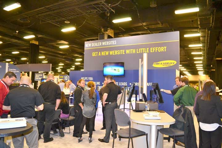 Goodyear supports customized websites