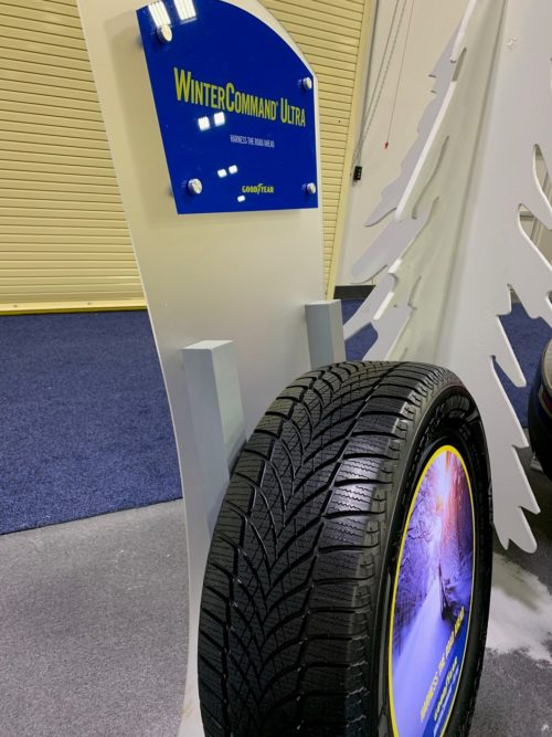 Goodyear Unveils Consumer Tires at Conference