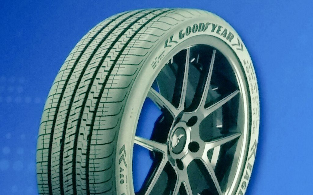 Goodyear Unveils New UHP Tire — the Eagle Exhilarate