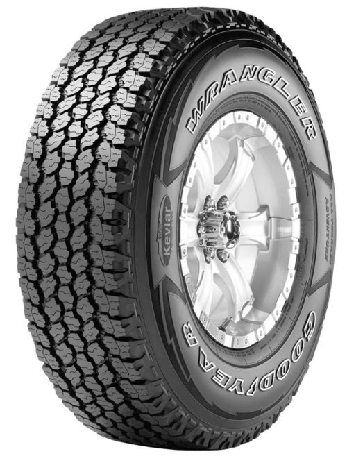 Goodyear Wrangler A/T With Kevlar