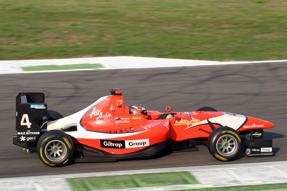 GP2 and GP3 tires prove crucial as series draw to a close
