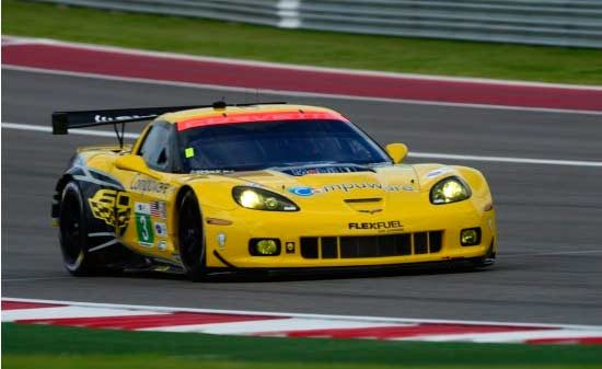 Green means fast in Michelin Green X Challenge