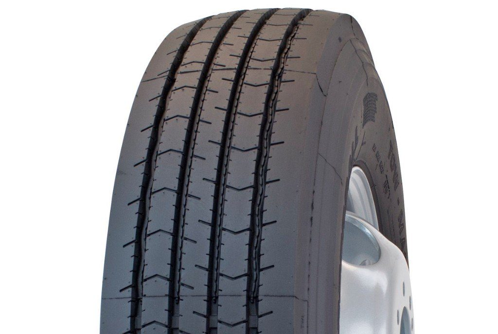 Greenball Launches All Steel Trailer Tire