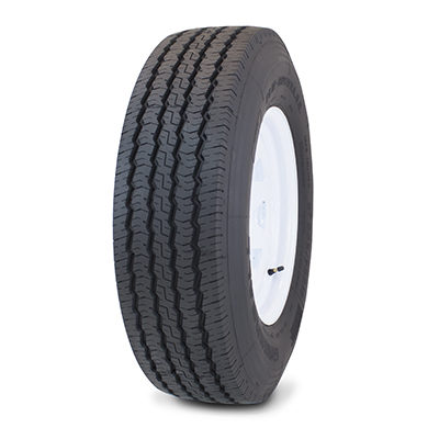 Greenball Unveils 15-Inch All-Steel Special Trailer Tire