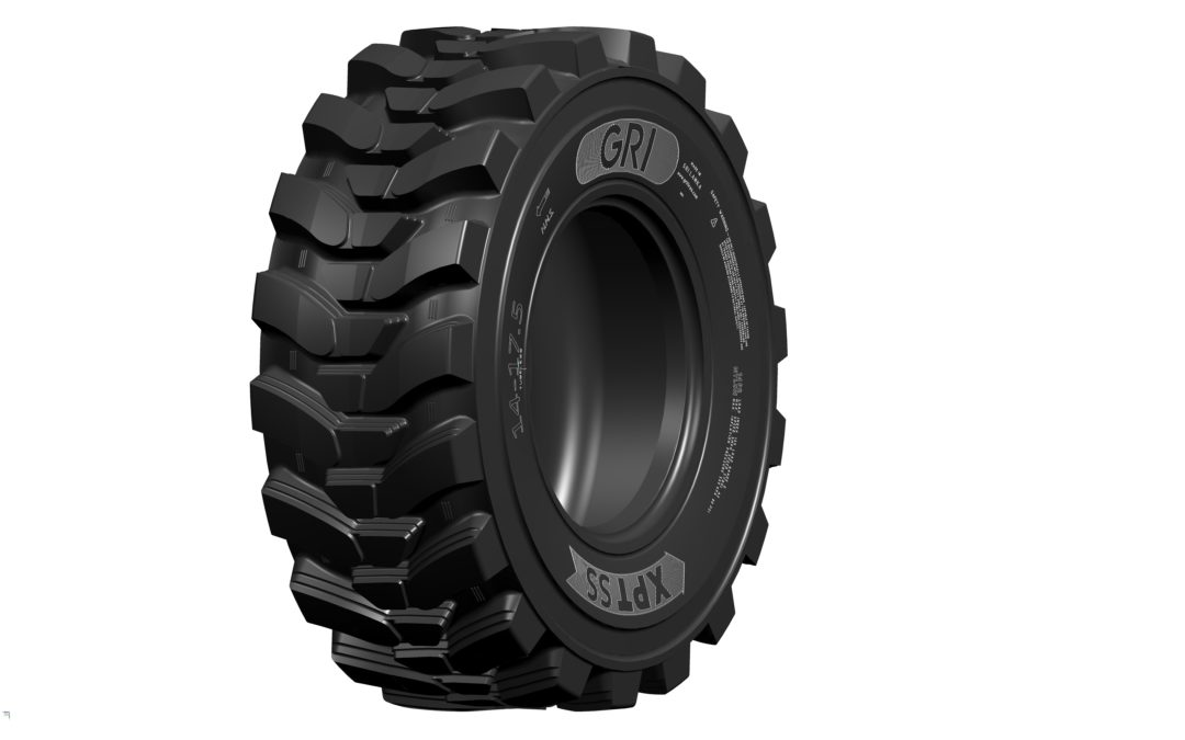 GRI Has New Forklift Tire and Skid Steer Tire for the U.S. Market