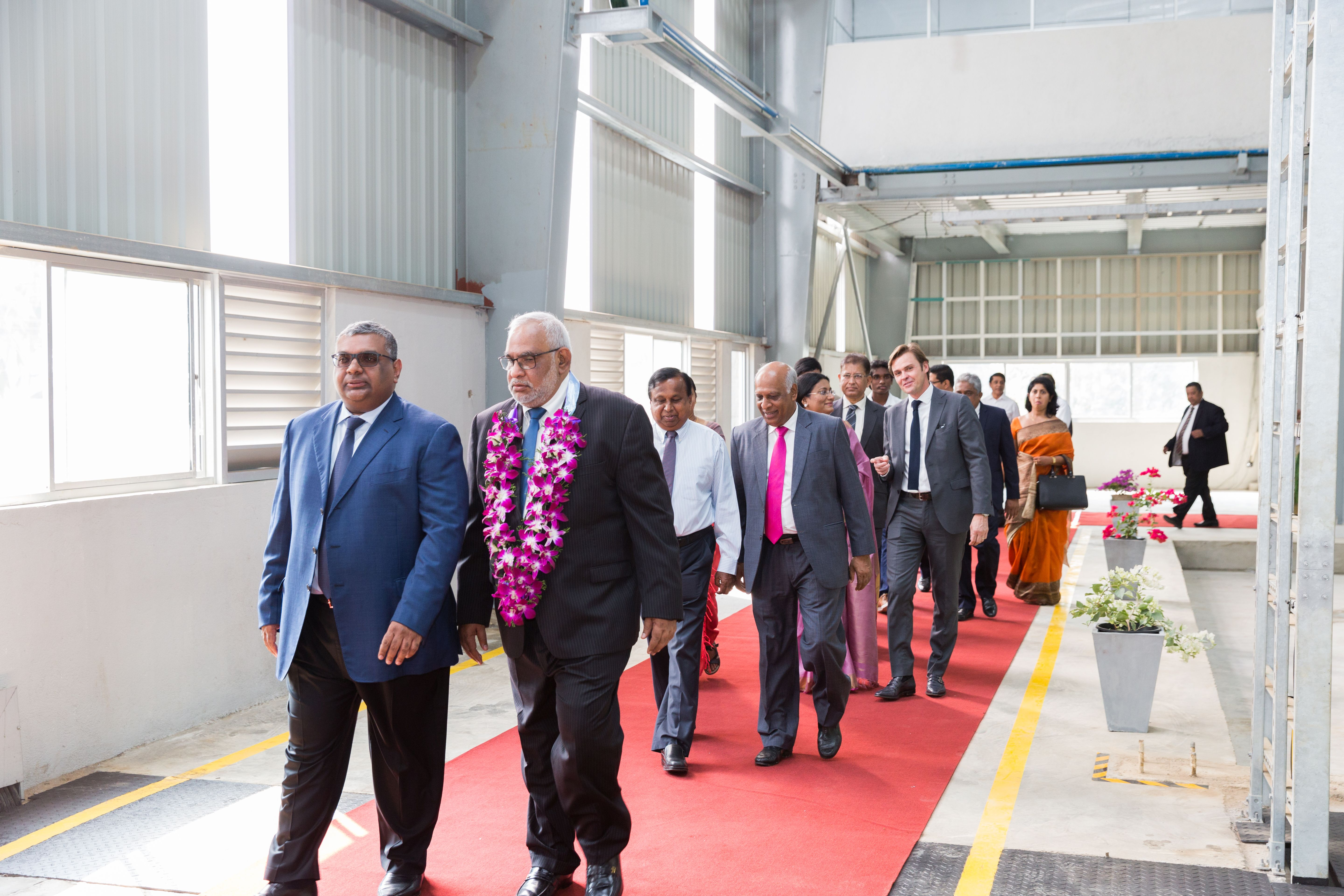 GRI Opens an Ag/Specialty Tire Factory in Sri Lanka
