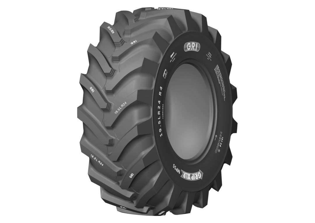 GRI Rolls Out New Construction Tire
