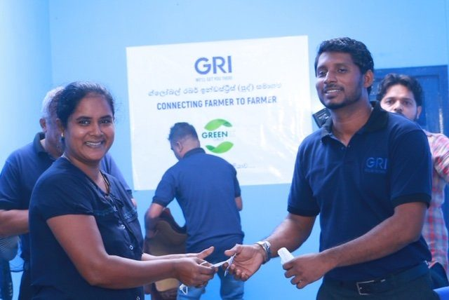 GRI Supports Local Rubber Tree Farmers
