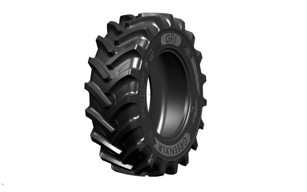 GRI Will Spotlight Its Latest Ag and Implement Tires at Farm Progress Event