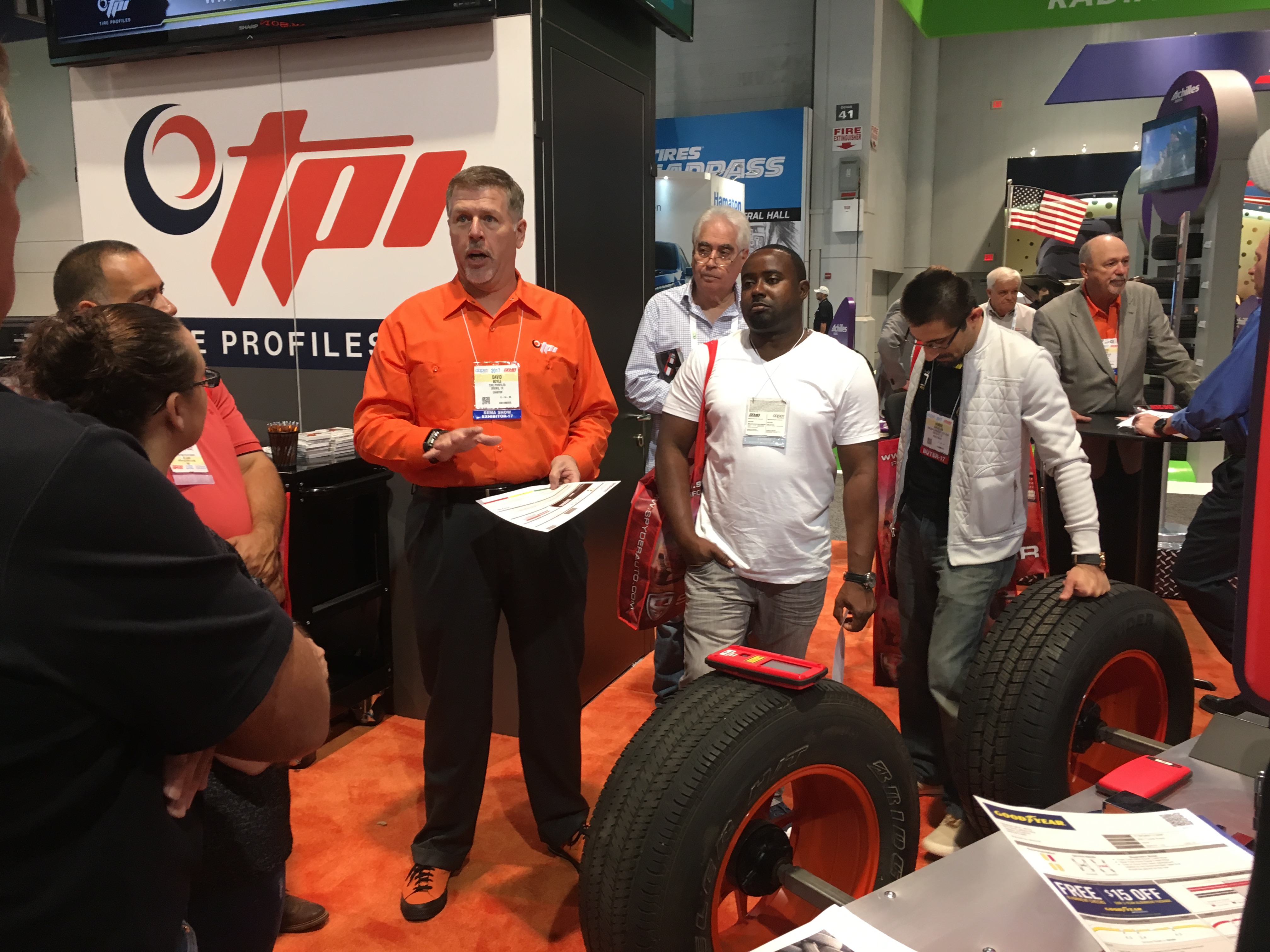 GrooveGlove Provides Handy Tread Depth and Alignment Test
