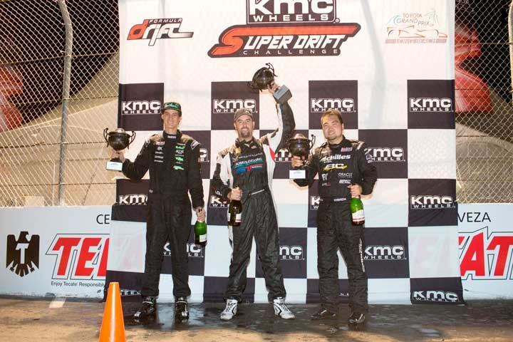 GT Radial scores its first victory in Formula DRIFT