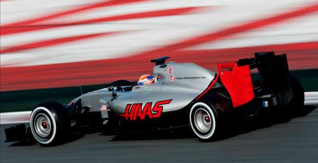 Haas F1: Chinese Grand Prix Friday Practice Recap