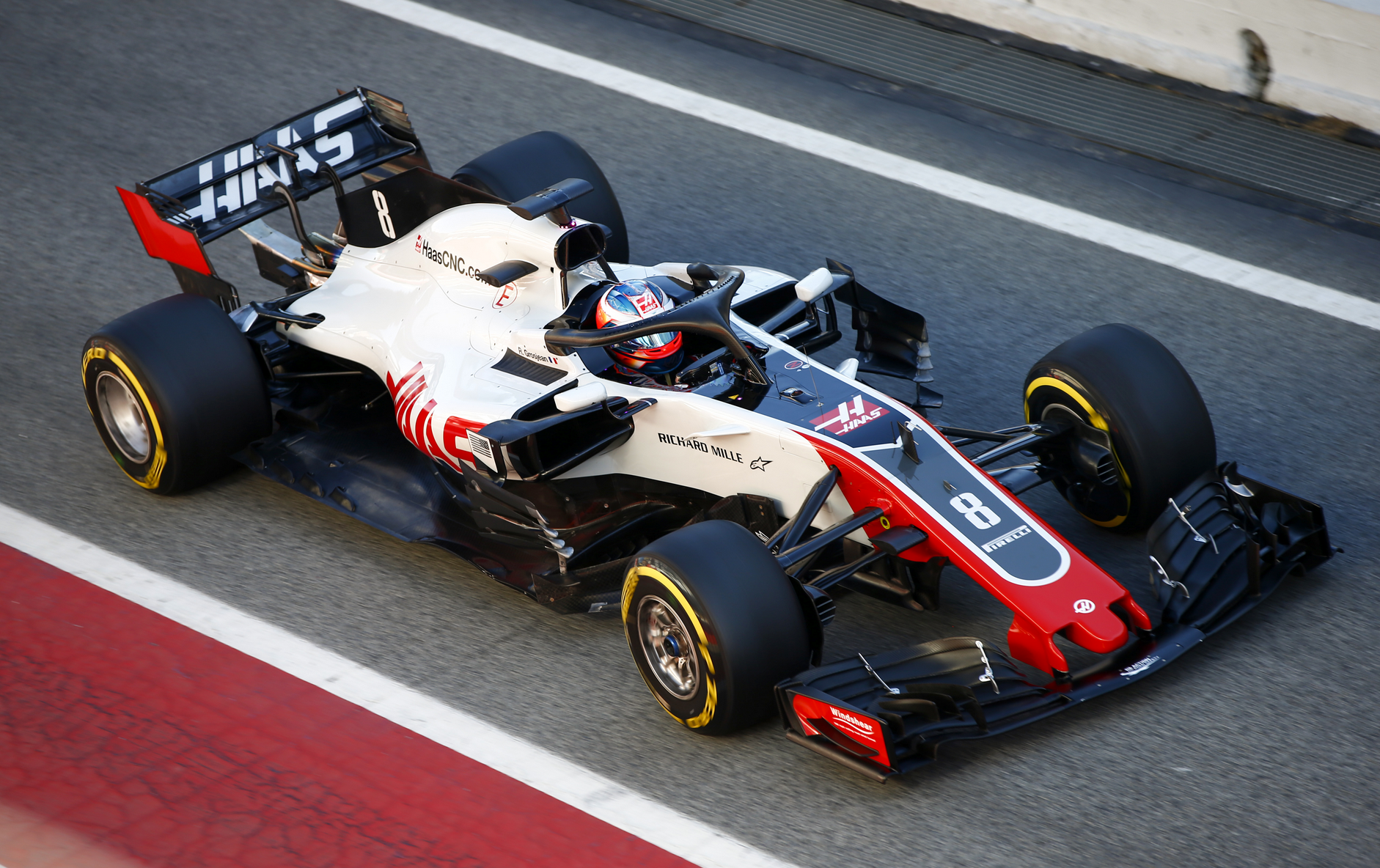 Haas F1 Team: Barcelona Day 4 Recap