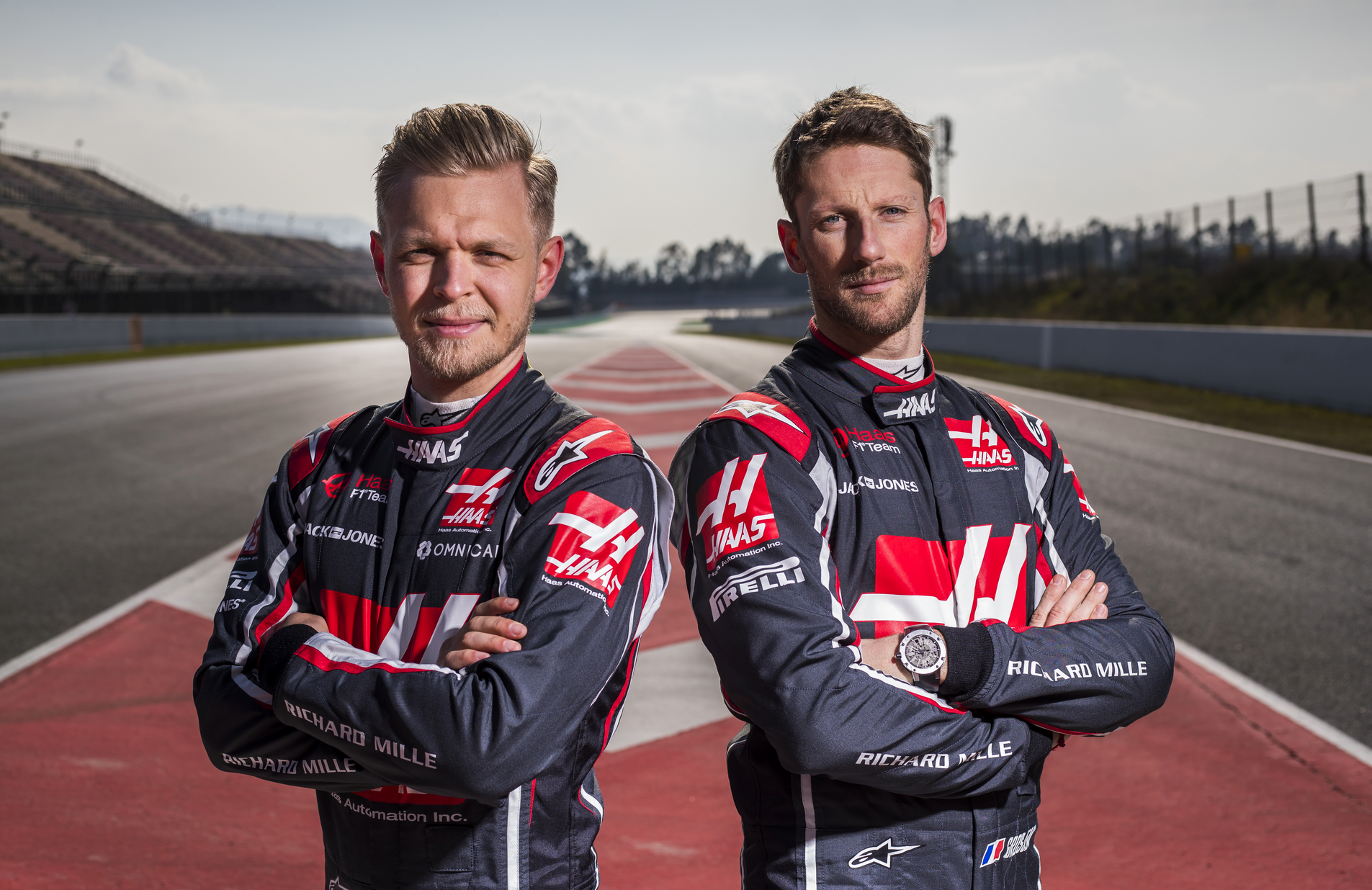 Haas F1 Team: Barcelona Test, Day 2 Recap