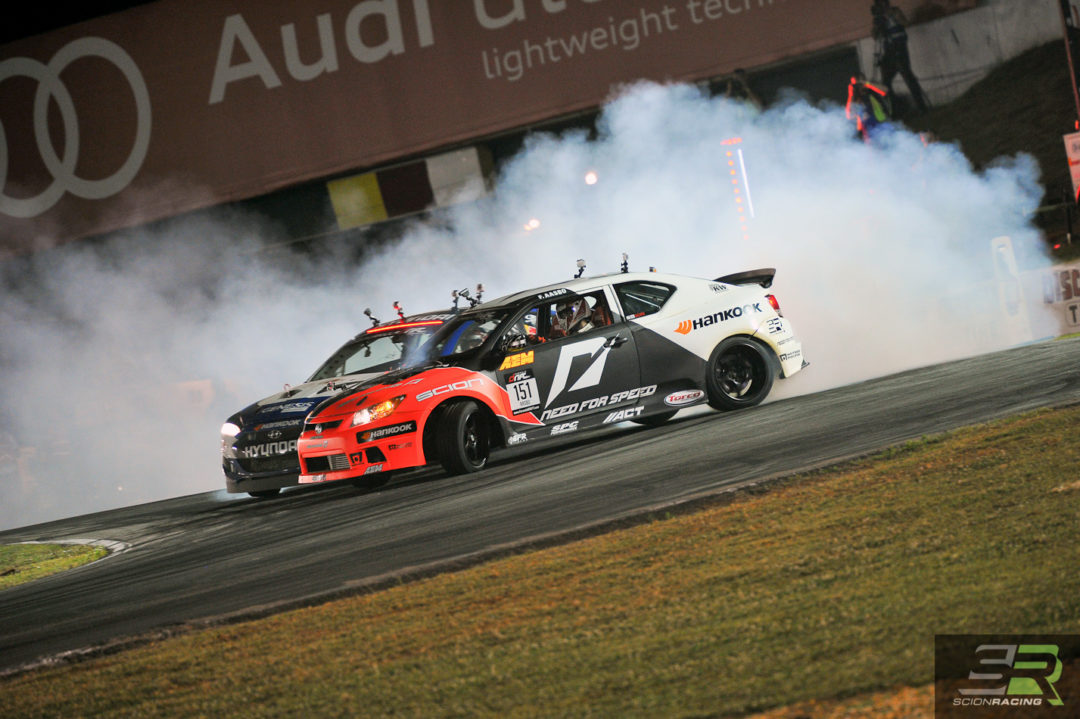 Hankook driver Fredric Aasbo takes second place at Formula Drift round 2
