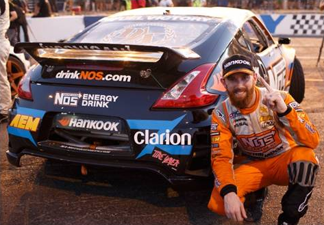 Hankook drivers win podium finishes in Formula Drift