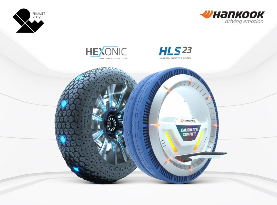 Hankook Earns Global Design Honors for 2 Innovations