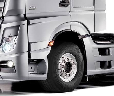 Hankook Extends OE Fitments for Premium Trucks in Europe