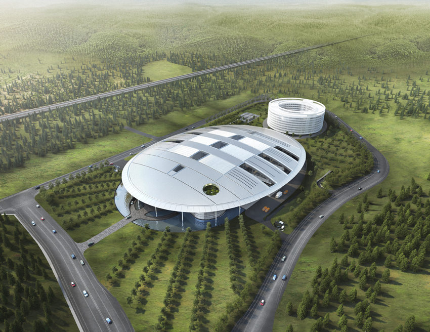 Hankook heads for 'top-tier' with Technodome