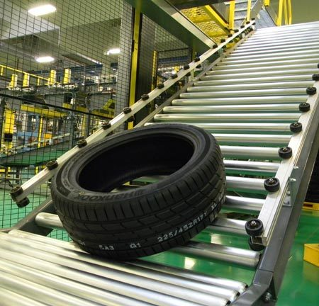 Hankook Hungary plant: 25 million tires!