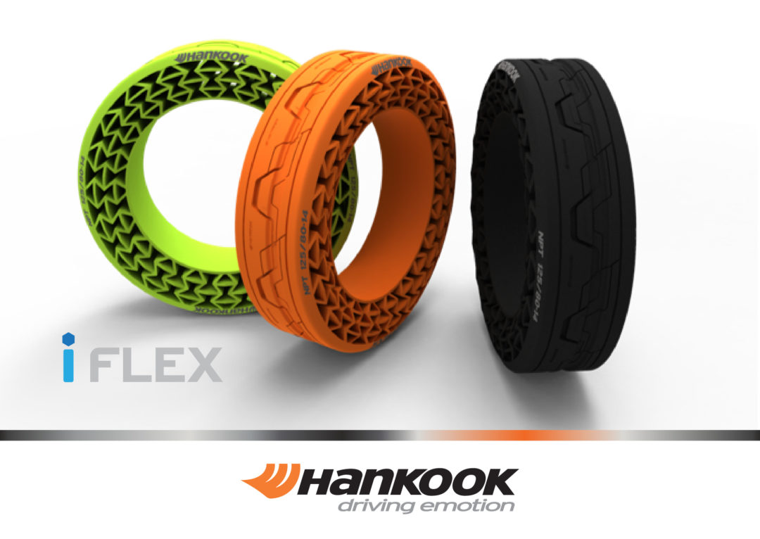 Hankook: iFlex performs like conventional tire