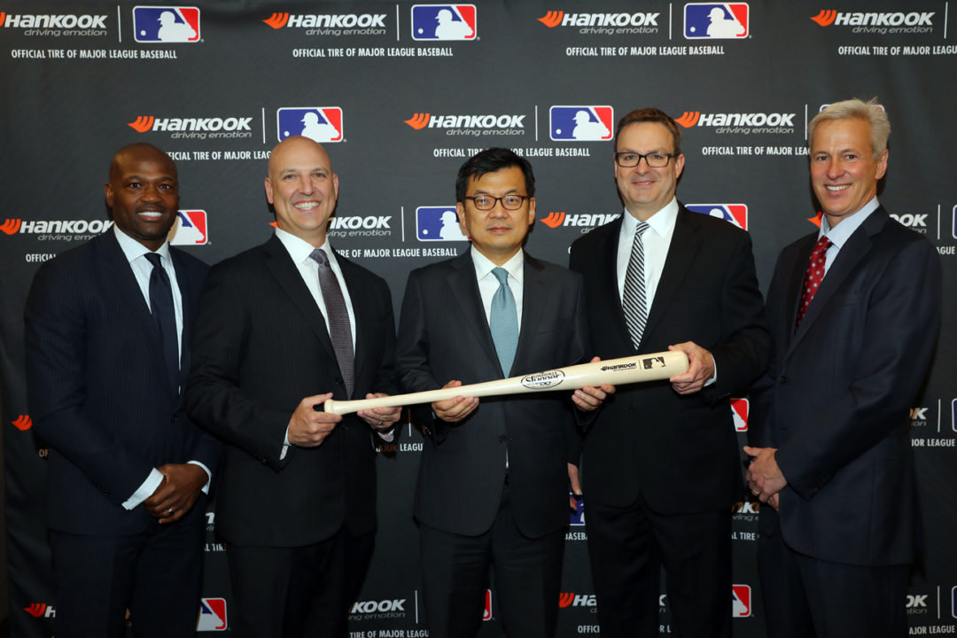 Hankook Is Ready to Play Ball as Official Tire of MLB