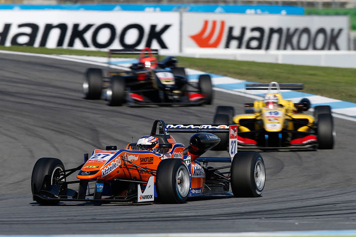 Hankook is the Official Tire Supplier to Formula 3 European Championship