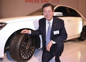 Hankook pushes for OE