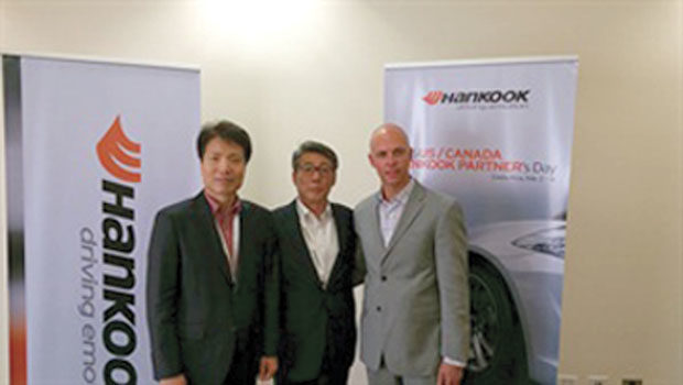 Hankook Refines Growth Strategies for the U.S. Market
