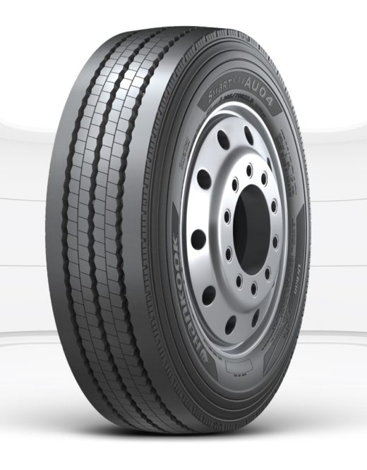 Hankook Rolls Out All-Position Bus Tire
