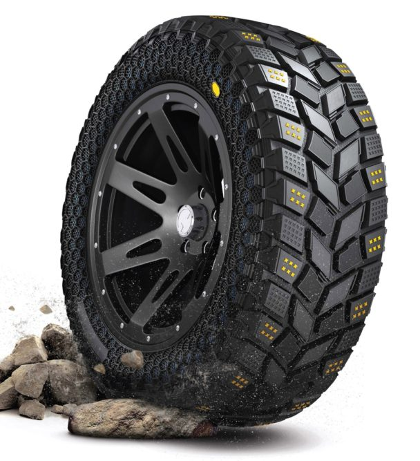 Hankook's Concept Tire Wins Red Dot Award