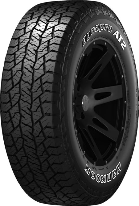 Hankook's New Dynapro AT2 Is Available in 80 Sizes