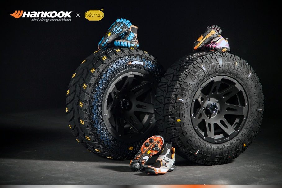 Hankook Takes Its Concept Tires to Germany