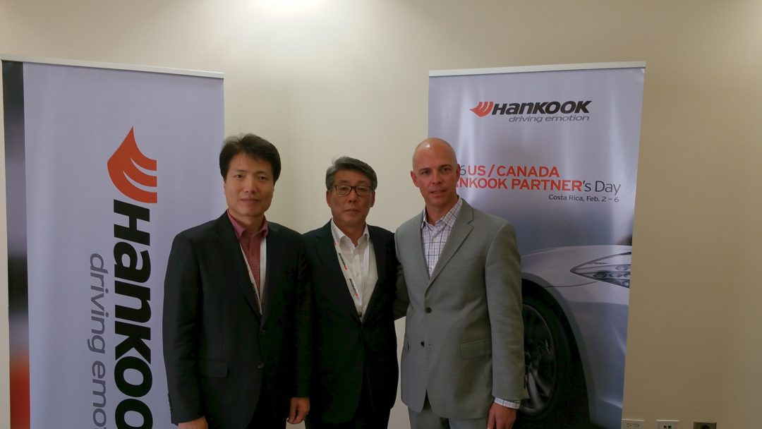 Hankook Tire America's Goal: Double-Digit Growth in 2016