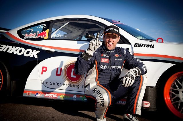 Hankook Tire's Rhys Millen scores overall victory at Pikes Peak