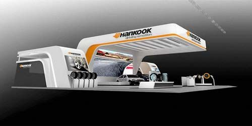 Hankook to debut new UHP tire at Frankfurt show