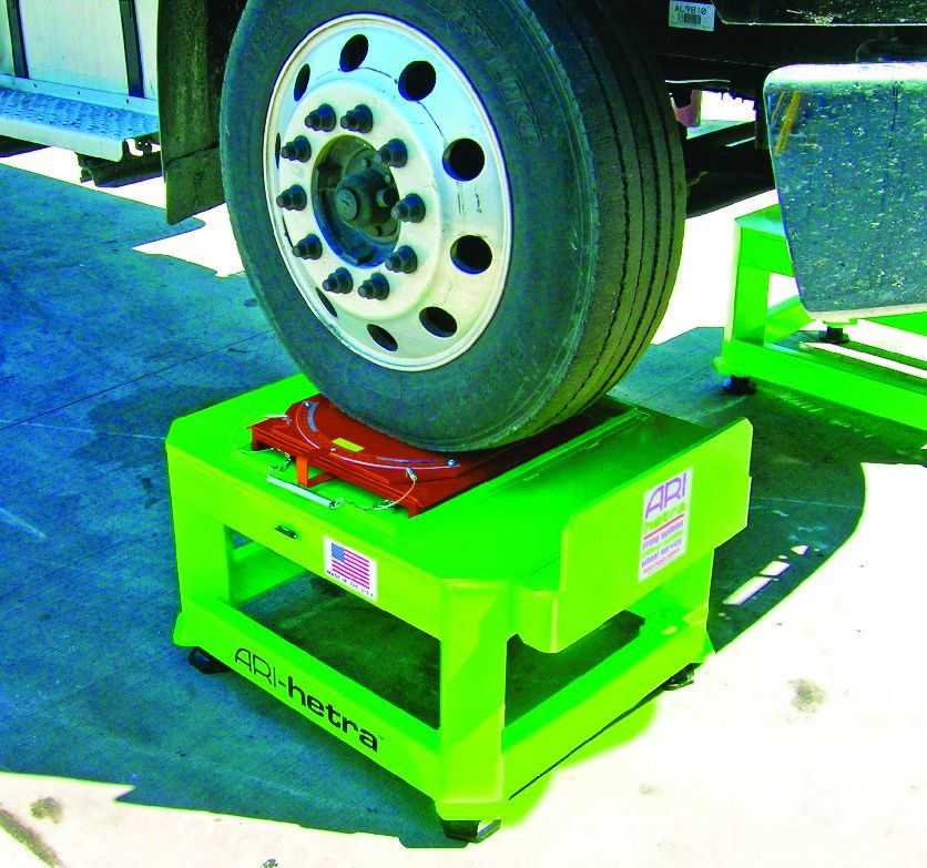 Heavy-Duty Alignment Stands