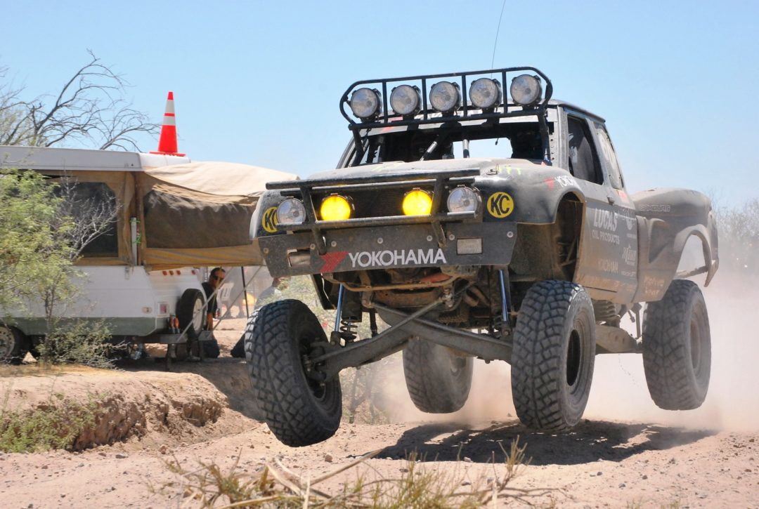 Heidi Steele finishes in 2nd place at the SCORE Baja 500
