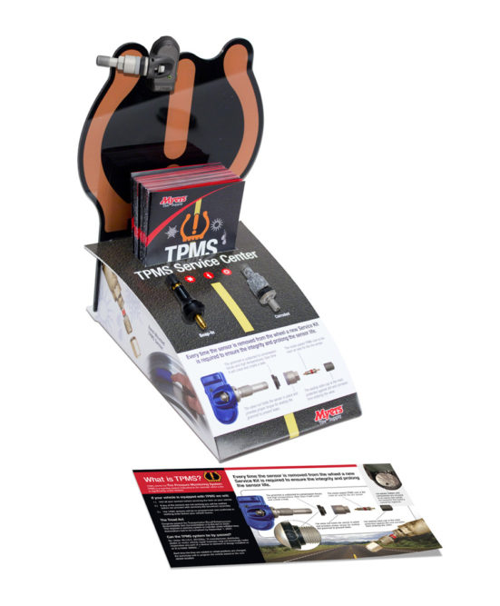 Help Consumers With Myers TPMS Education Kit