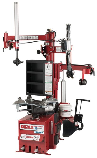 Hennessy has new X-Series tire changer