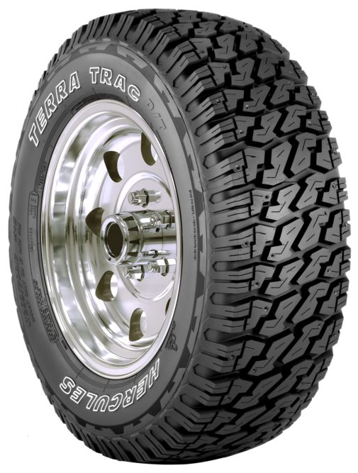 Hercules adds 5 sizes to Terra Trac D/T