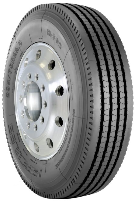 Hercules adds to its H-series truck tire line
