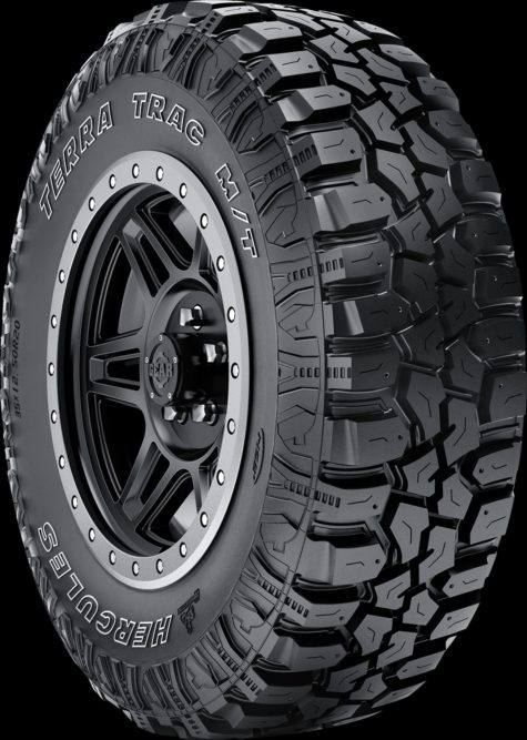 Hercules Adds Two Light Truck Tires to Terra Trac Lineup