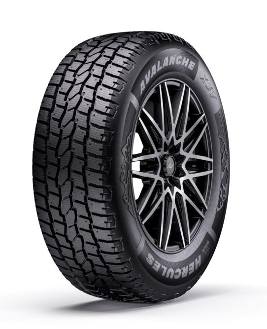 Hercules Focuses on Winter With Latest CUV/SUV Tire